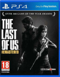 The Last of Us: Remastered - PS4
