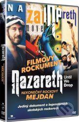 Nazareth : Nekonečný rockový mejdan (Miloslav Šmídmajer, Jakub Vansa) - film na DVD