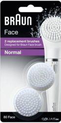 Braun Face 80 Normal náhradná kefka pre Braun 810 Face a 831 Face