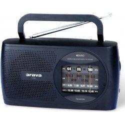 ORAVA T-120 - prenosné rádio