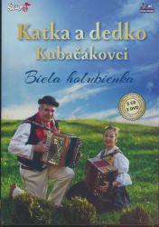 DVD H - KATKA A DEDKO KUBACAKOVCI-BIELA HOLUBIENKA