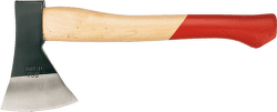TOPEX Sekera 1250 g, drevená rukoväť