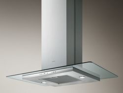 Elica FLAT GLASS PLUS ISLAND IX A/90