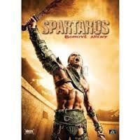 DVD F - SPARTAKUS - BOHOVÉ ARÉNY KOLEKCE