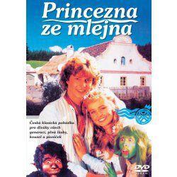 DVD F - Princezna ze mlejna