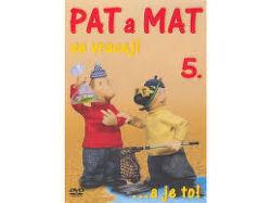 DVD F - Pat a Mat 5
