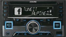 ALPINE CDE-W296BT - autorádio s bluetooth
