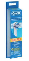 Oral-B EB 20-8 Precision clean náhradné kefky (8ks)