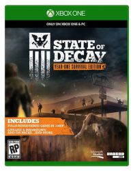 XBOX ONE State of Decay: Year one edition
