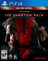 PS4 - Metal Gear Solid V The Phantom Pain