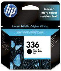 HP C9362EE No.336 black - atrament