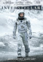Interstellar (Christopher Nolan:  Matthew McConaughey, Matt Damon, Mackenzie Foy) DVD