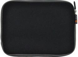 SOLIGHT 1N19 neoprénové púzdro na tablet, e-čítačku do 8'', čierne