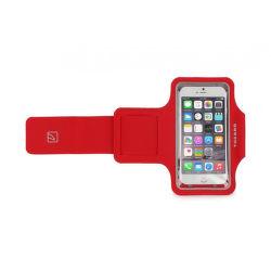 """Tucano Smartband púzdro pre mobily do 4.7"""" (červené)"""