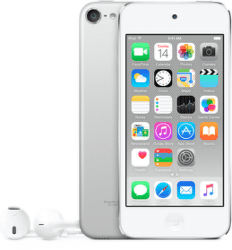Apple iPod Touch 64GB (strieborný) MKHJ2HC/A