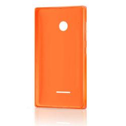 Nokia CC-3096 Ochranný kryt pre Lumia 435/532 (oranžový)