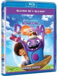 Konečně doma - 3D Blu-ray