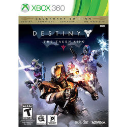Xbox 360 Destiny The Taken King