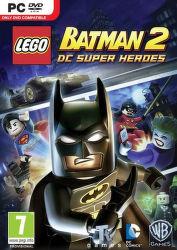 LEGO Batman 2: DC Super Heroes - hra pre PC