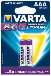 Varta Professional Lithium AAA 2ks