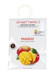 Sweet Home mango vonný sáčok