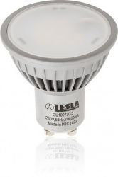 TESLA LED GU10 7W 500lm 3000K 100°