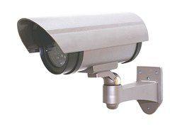 SOLIGHT 1D40, maketa bezpečnostnej kamery