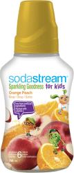 Sodastream Kids pomarančovo-broskyňový sirup (750 ml)