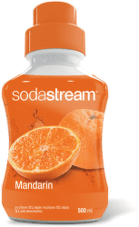 Sodastream mandarinkový sirup (500 ml)