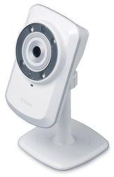 D-Link DCS-932L Wireless N Home Network Camera, WPS, IR w/ myDlink