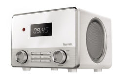 Hama IR111 (biele) - Internetové rádio