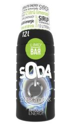 Limo Bar Energy sirup (500 ml)