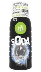 Limo Bar Energy sirup (500 ml)