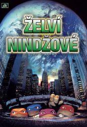 Korytnačky ninja - DVD film