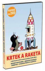 Krtko a raketa - DVD