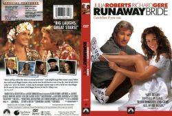 Nevesta na úteku - DVD film