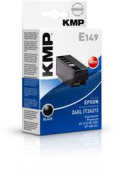 KMP E149 (T2621) 26XL (čierna)