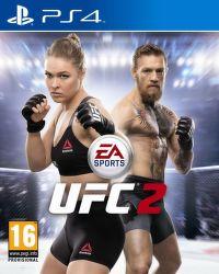 EA Sports UFC 2 - hra pre PS4