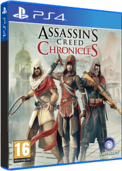 Assassin´s Creed: Chronicles - hra pro PS4