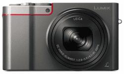 Panasonic Lumix DMC-TZ100 strieborný