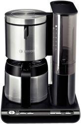 BOSCH TKA8653 (čierna) - Prekvapkávací kávovar