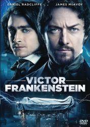 Victor Frankenstein - DVD film