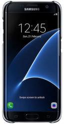 Samsung Clear EF-QG935CB SG S7+ (čierne)