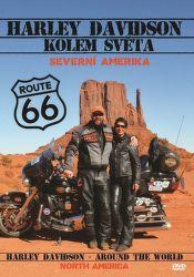 Harley Davidson - Severní Amerika - DVD film
