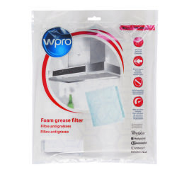 WPro UGF015 - univerzálny filter s indikátorom nasýtenia