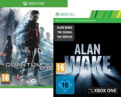 Quantum Break + Alan Wake - pre Xbox ONE