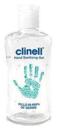Clinell hygienický gél na ruky