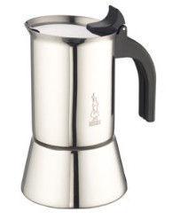 BIALETTI Venus 6 (strieborná) - Moka kávovar