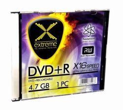 Esperanza DVD + R Extreme 4,7GB X16 1ks