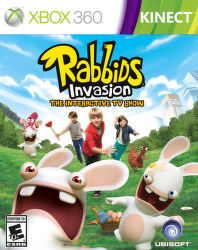 Rabbids Invasion - hra pre X360